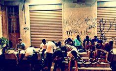 #S2Celula 2013.12.26 - 20hs - Praça da QE40 - Guará2/Brasília/Brasil