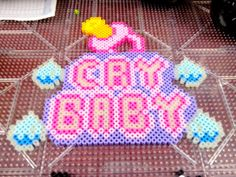 Melanie Martinez Cry Baby perler