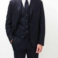 Boglioli - Eton Flannel Suit