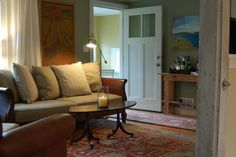 Christopher's Spaciousness | Small Cool 2011 | Apartment Therapy