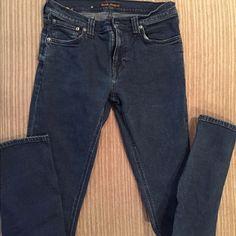 Nudie jeans Never worn nudie jeans. Nudie Jeans