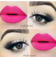 Like makeup