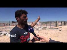أكثر من عشرة آلاف مدني يعاودون النزوح من مخيم الحرمين