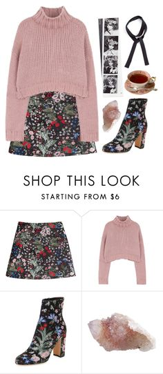 """""""Untitled #717"""" by mywayoflife ❤ liked on Polyvore featuring Valentino"""