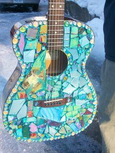 playable moasac guitar 20% to charity...$500