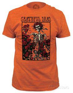 Grateful Dead - Bertha (slim fit) T-Shirt at AllPosters.com
