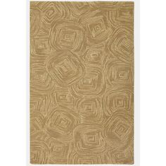 Company C Paint The Town Driftwood Hand Tufted Wool Rug - Final Sale  @Zinc_Door