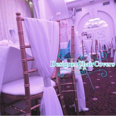 events by designer chair covers ergonomic adjustments 95 best weddings images hire chiavari chairs drape sash add these to your for and the gorgeous addition go
