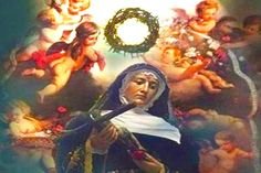 Lord you are close to the brokenhearted; you save those whose spirit is crushed. Give us courage and strength in time of suffering so that like Saint Rita. Prayer To St Rita, St Therese Prayer, Oracion A Santa Rita, St Rita Of Cascia, The Other Sister, Crown Of Thorns, Keep The Faith, Patron Saints, Christian Women