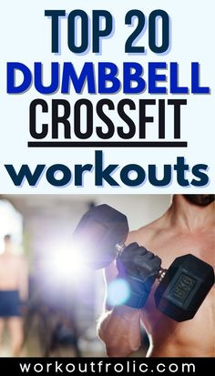 Check out this extensive list of 20 Dumbbell Crossfit Workouts that will help you boost your endurance and build your strength like never before! Box Jump Workout, Jumping Jacks Workout, Dumbbell Workout, Kettlebell, Air Squats, Jump Squats, Mountain Climber Exercise, Functional Workouts, Single Leg Deadlift