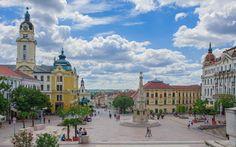 Pecs Hungary, Kim Sang, Eastern Europe, Places Ive Been, Taj Mahal, Destinations, Ipad, Country, World