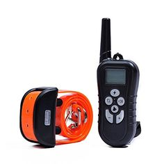 Boensen Remote Dog Training Collar Warning Sound  Vibration  Electric Shock Electronic Collar Charge And Waterproof 1600ft Remote Training Can Control 3 Dogs >>> Details can be found by clicking on the image. (This is an affiliate link)