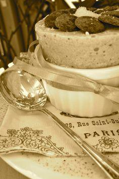iced soufflé