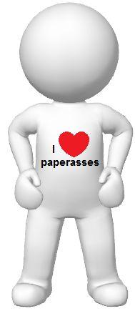 I love paperasses - J'aime les paperasses - Cabinet Social Stéphanie LADEL