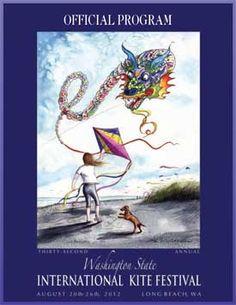 August 19-25, 2013; International Kite Festival