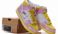 HELLO KITTY KICKS, BRO!! GIMMIE!     hello kitty nike hightop skate shoeshttp://www.ebay.com/itm/Hello-kitty-Nlke-girls-womens-sport-SNEAKER-shoes-/120717737532?pt=LH_DefaultDomain_0&hash=item1c1b567e3c $59.99