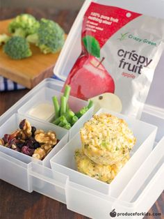 Turn a chicken & rice dinner into these lunchbox-friendly muffins! Make a big batch at the start of the week for easy snacks and lunchbox packing. Savory Chicken & Rice Muffins  By:Produce for Kids [...]