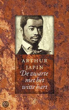 Boek #54 - 2014. De zwarte met het witte hart, Arthur Japin.