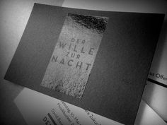 Der Wille zur Nacht - Vol. 2