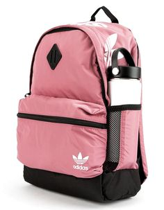 ADIDAS Originals National Pink Backpack Source by liliannyo Cute Backpacks For School, Trendy Backpacks, Girl Backpacks, College Backpacks, Leather Backpacks, Backpacks From Pink, Leather Bags, Travel Backpack, Backpack Bags