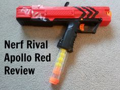 Our Nerf Rival Apollo Red Review Cool Gifts For Kids, Kids Gifts, Christmas Presents For Eight Year Olds, Best Kids Toys, Children Toys, Cool Toys, Awesome Toys, 8 Year Old Boy, Sports Gifts