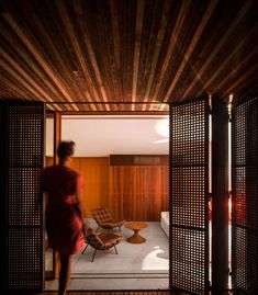 studio mk27 - marcio kogan, Fernando Guerra / FG+SG · Txai House