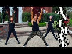 "The Fitness Marshall Trey Songz ""Animal"" Dance Cardio Video | POPSUGAR Fitness"