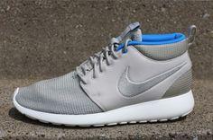 bec9ca8ba264 Nike Roshe Run Mid – Mortar – Blue Hero – Sail Mens Trends