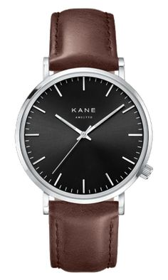 BLKCDE-VTGBRN_front_KANE_Mens_Minimal_Watches_Black_Code_Vintage_Brown_Italian_Leather_Strap_530x  - Amsterdam is met KANE een tof horlogemerk rijker! - Manify.nl