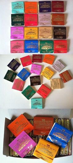 Incense 43405: Incense Match Books - You Pick Your Variety Scented Matches - Box Lot Of 50! -> BUY IT NOW ONLY: $46.45 on eBay!