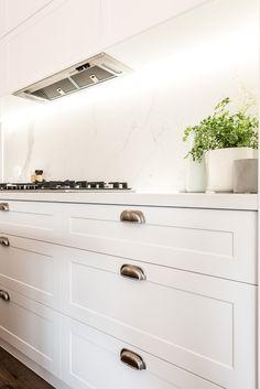 brighton east residence | eat.bathe.live Melbourne Au, Brighton, Live, Eat, Kitchen, Furniture, Design, Home Decor, Kitchens