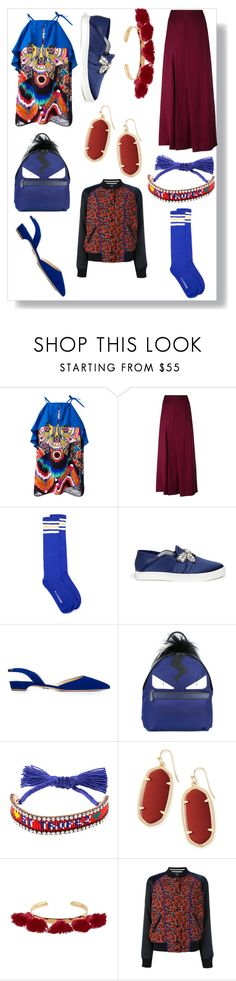 """""""Point of view"""" by emmamegan-5678 ❤ liked on Polyvore featuring Roberto Cavalli, Each X Other, Pedder Red, Paul Andrew, Fendi, Shourouk, Kendra Scott, Marte Frisnes, Coach and modern"""