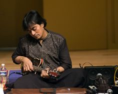 U. Srinivas | Mandolin