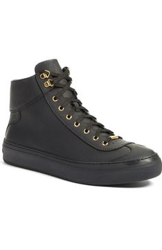 23073d08c60381 JIMMY CHOO  Argyle  High Top Sneaker (Men).  jimmychoo  shoes