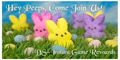 Hey Peeps! Join us for fun and games! No initial purchase required, no monthly purchases required, and no minimum to play and win~ PLAY, WIN, POST, TODAY! Join our fast paced, fun and honest group today! All games zoomed so you see all drawings! Boost your sales and build your team with us!  https://www.facebook.com/groups/dsinstantgames/