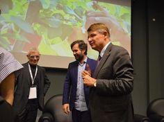 Ecco l'articolo in diretta dal 1° Forum sul Benessere Alimentare- #AlmaverdeBio #sanomangiareit