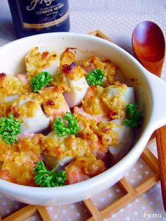 美容効果がすごいキレイになる鮭朝食レシピ5選