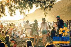 Μatala beach festival 2015.