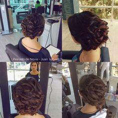Peinado Novia - 4Ever57.  Reserva AQUI: https://stylerz.mx/salon/4ever-57
