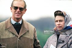 Queen Elizabeth II and Prince Philip at Windsor Horse Show Get premium, high resolution news photos at Getty Images Hm The Queen, Her Majesty The Queen, Save The Queen, King Queen, Royal Queen, Prince Philip Mother, Prince Phillip, Elizabeth Philip, Queen Elizabeth Ii