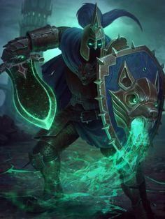 Spectral Sword Skin card Ares God of War Dark Fantasy Art, Fantasy Armor, High Fantasy, Character Concept, Character Art, Concept Art, Character Design, Dnd Characters, Fantasy Characters