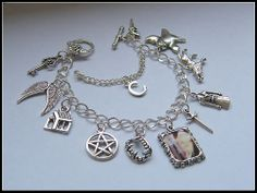 69c144fad37 The Sacrifice of Mary Winchester Necklace Supernatural by Eldwenne ...
