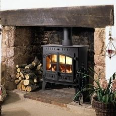 Hunter 80B Multifuel / Woodburning Boiler Stove
