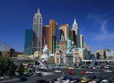 Jour 7 : Las Vegas - Pour découvrir les Merveilles de l'Ouest Américain : http://www.ecotour.com/produit/merveilles-de-l-ouest-americain-6643