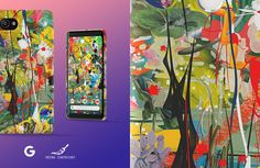 Google Partners With Emerging Artists to Design Pixel 2 Cases      Petra Cortright and Baron Von Fancy grace the tech giant's latest smartphone. http://wwd.com/fashion-news/fashion-scoops/google-pixel-artworks-live-petra-cortright-baron-von-fancy-11020614/?utm_campaign=crowdfire&utm_content=crowdfire&utm_medium=social&utm_source=pinterest