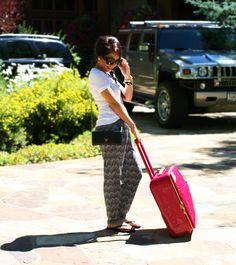 Travel Style- Harem Pants