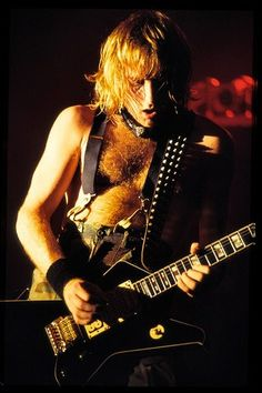 Phil Colin of Def Leppard