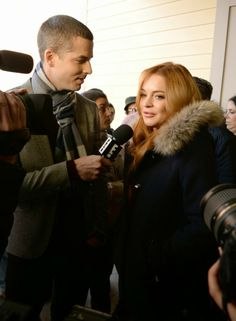 Celeb Diary: Lindsay Lohan attending her first Sundance Film Festival Sundance Film Festival, Lindsay Lohan, Independent Films, Celebs, Celebrities, Digital Marketing, Clouds, Couple Photos, Music