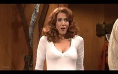 Oooowwah, SNL's Shanna (Kristen Wiig) may act sexy, but even the most vulnerable of guys end up completely grossed out.