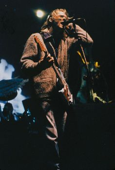 Kurt Cobain, December 10th, 1993